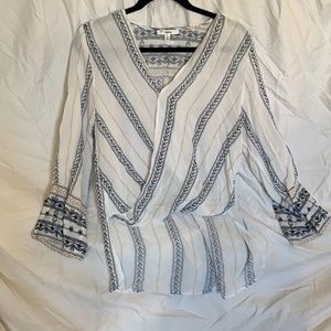 Into Blouse